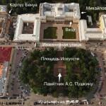 Русский музей панорама
